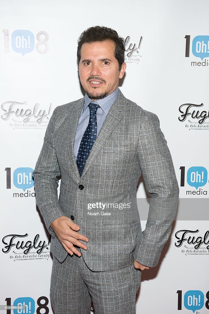 Actor <a gi-track='captionPersonalityLinkClicked' href=/galleries/search?phrase=John+Leguizamo&family=editorial&specificpeople=167163 ng-click='$event.stopPropagation()'>John Leguizamo</a> attends the New York premiere of 'Fugly!' at AMC Empire on November 5, 2014 in New York City.