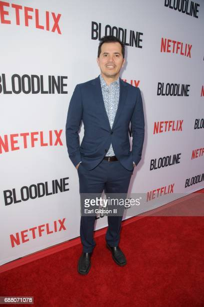 Actor John Leguizamo attends the Premiere Of Netflixs 'Bloodline' Season 3 at Arclight Cinemas Culver City on May 24 2017 in Culver City California