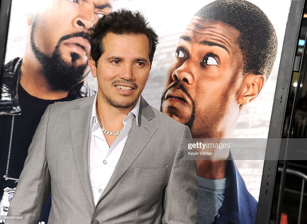 Actor <a gi-track='captionPersonalityLinkClicked' href=/galleries/search?phrase=John+Leguizamo&family=editorial&specificpeople=167163 ng-click='$event.stopPropagation()'>John Leguizamo</a> attends the Premiere Of Universal Pictures' 'Ride Along' at TCL Chinese Theatre on January 13, 2014 in Hollywood, California.