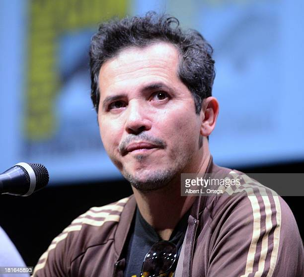 Actor John Leguizamo attends The Universal Pictures panel featuring 'Kick Ass 2' as part of ComicCon International 2013 held at San Diego Convention...