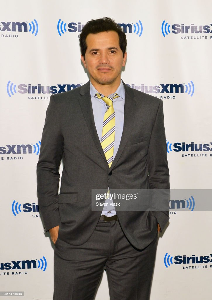 Actor <a gi-track='captionPersonalityLinkClicked' href=/galleries/search?phrase=John+Leguizamo&family=editorial&specificpeople=167163 ng-click='$event.stopPropagation()'>John Leguizamo</a> visits SiriusXM Studios on December 17, 2013 in New York City.