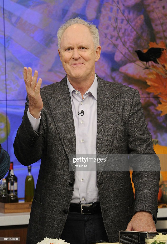THE CHEW - Actor John Lithgow and Country music singer Brett Eldredge appear today, October 28, 2013 on ABC's 'The Chew.' 'The Chew' airs MONDAY - FRIDAY (1-2pm, ET) on the ABC Television Network. LITHGOW