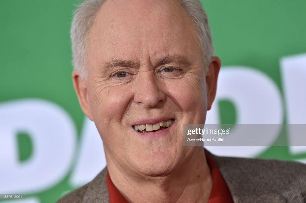 Actor John Lithgow arrives at the premiere of Paramount Pictures' 'Daddy's Home 2' at Regency Village Theatre on November 5, 2017 in Westwood, California.