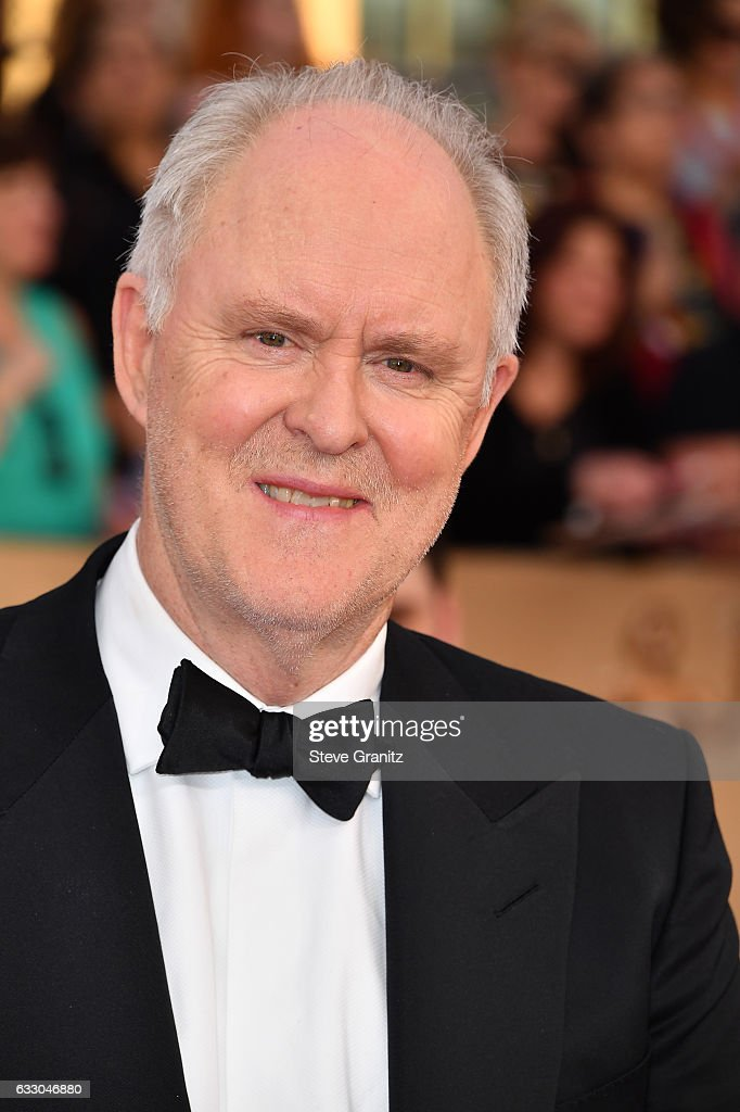 Actor John Lithgow attends the 23rd Annual Screen Actors Guild Awards at The Shrine Expo Hall on January 29, 2017 in Los Angeles, California.
