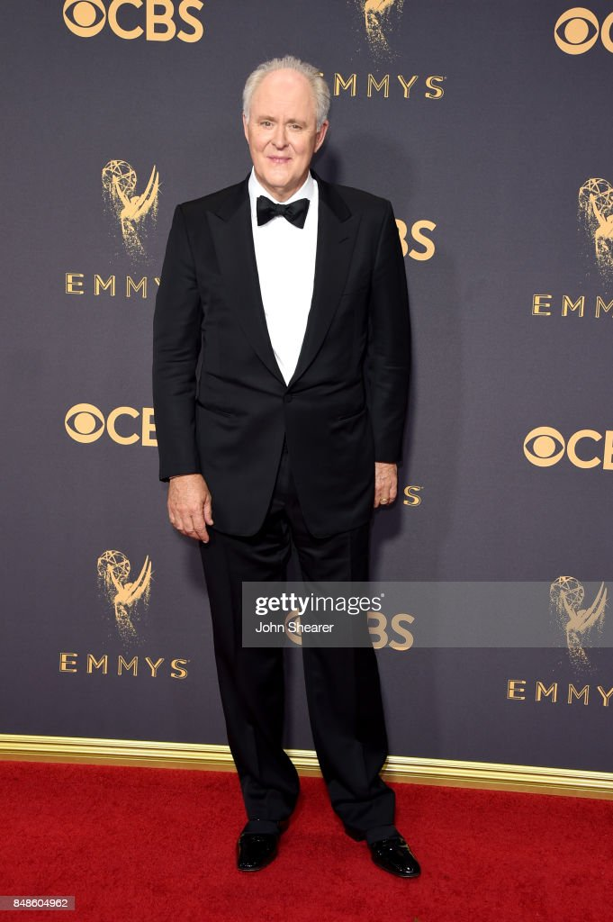 Actor John Lithgow attends the 69th Annual Primetime Emmy Awards at Microsoft Theater on September 17, 2017 in Los Angeles, California.