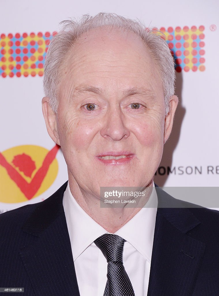 Actor John Lithgow attends The New 42nd Street 2015 Gala at the Lyric Theatre on January 12, 2015 in New York City.