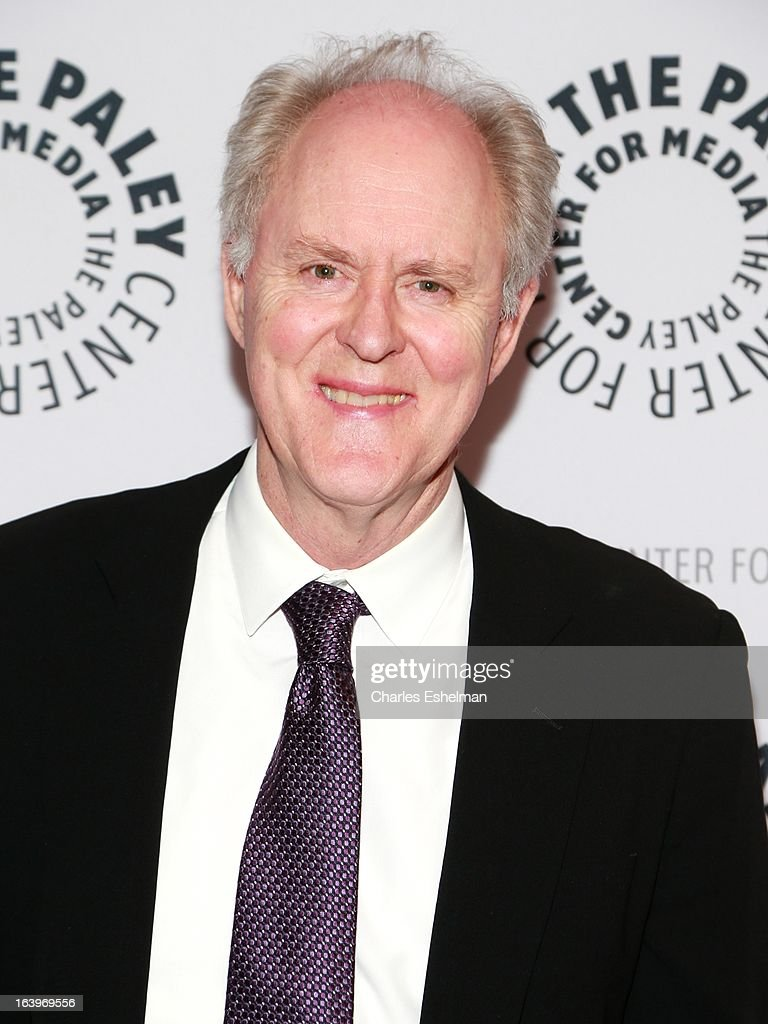Actor <a gi-track='captionPersonalityLinkClicked' href=/galleries/search?phrase=John+Lithgow&family=editorial&specificpeople=202537 ng-click='$event.stopPropagation()'>John Lithgow</a> attends The Paley Center For Media Presents: The Music And Life Of Marvin Hamlisch at Paley Center For Media on March 18, 2013 in New York City.