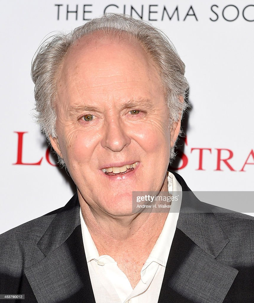 Actor <a gi-track='captionPersonalityLinkClicked' href=/galleries/search?phrase=John+Lithgow&family=editorial&specificpeople=202537 ng-click='$event.stopPropagation()'>John Lithgow</a> attends the Sony Pictures Classics with The Cinema Society & Grey Goose screening of 'Love is Strange' at Tribeca Grand Hotel on August 18, 2014 in New York City.