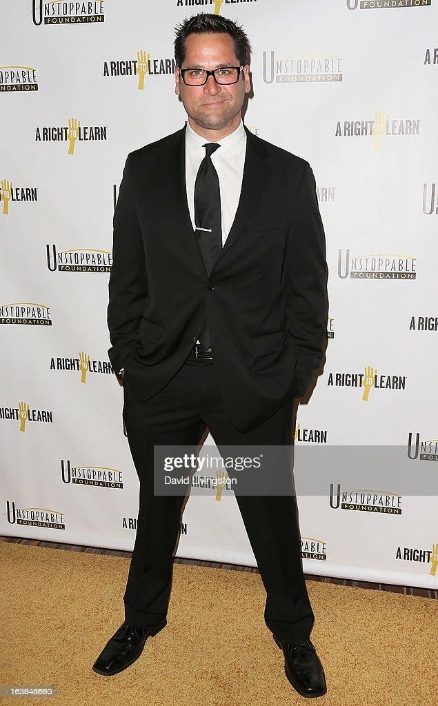 Actor John Littlefield attends the 4th Annual Unstoppable Gala at the Beverly Wilshire Four Seasons Hotel on March 16, 2013 in Beverly Hills, California.