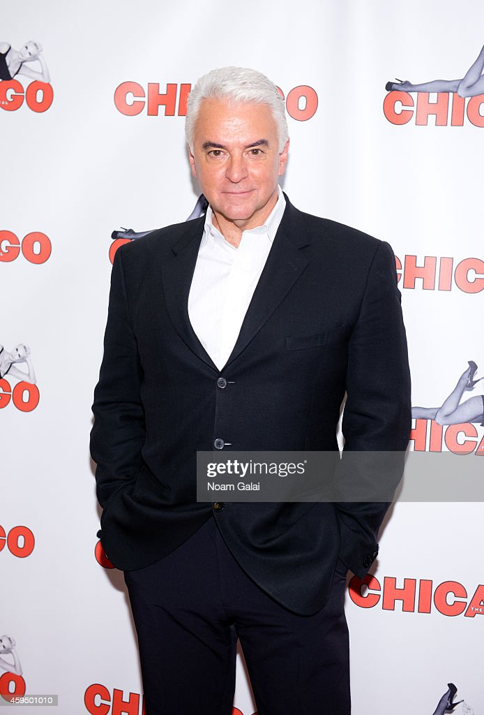 Actor John O'Hurley attends the 7,486th performance of 'Chicago', the second longest running Broadway show of all time at Ambassador Theater on November 23, 2014 in New York City.