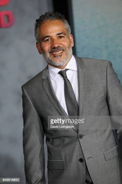 Actor John Ortiz attends the premiere of Warner Bros Pictures' 'Kong Skull Island' at Dolby Theatre on March 8 2017 in Hollywood California