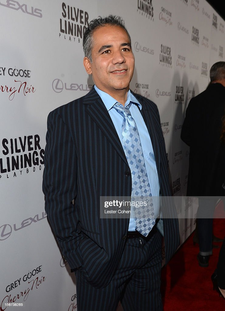 Actor John Ortiz attends the ''Silver Linings Playbook' Los Angeles special screening at the Academy of Motion Picture Arts and Sciences on November 19, 2012 in Beverly Hills, California.