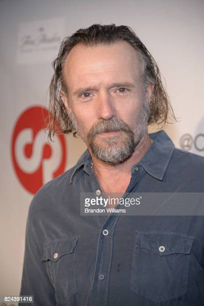 Actor John Pyper Ferguson attends the reveal of the 'Longmire' coffee table book by Cinematic Pictures Group Publishing at Cinematic Pictures Gallery...