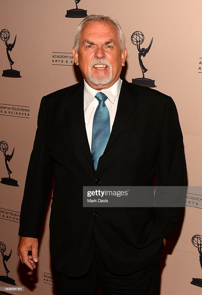 Actor <a gi-track='captionPersonalityLinkClicked' href=/galleries/search?phrase=John+Ratzenberger&family=editorial&specificpeople=239093 ng-click='$event.stopPropagation()'>John Ratzenberger</a> attends The Academy Of Television Arts & Sciences' Presents An Evening Honoring James Burrows held at the Academy of Television Arts & Sciences on October 7, 2013 in North Hollywood, California.