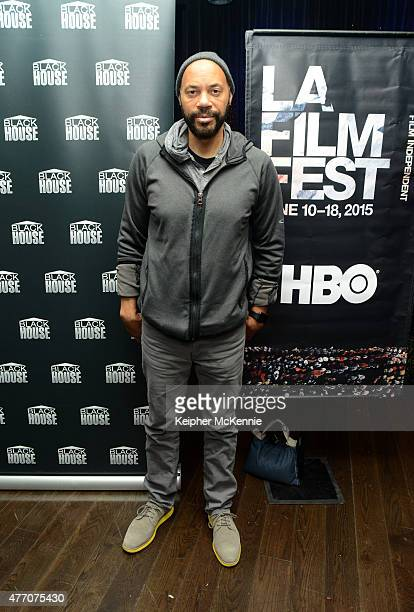 Actor John Ridley attends Diversity Speaks In Conversation during the 2015 Los Angeles Film Festival att the Conga Room on June 13 2015 in Los...