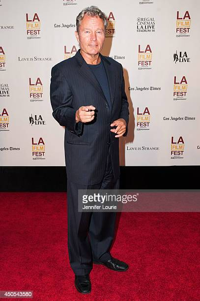 Actor John Savage arrives at the 2014 Los Angeles Film Festival presents 'Love Is Strange' hosted at the Bing Theatre At LACMA on June 12 2014 in Los...
