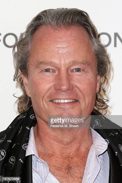 Actor John Savage arrives at the 21st Annual Elton John AIDS Foundation's Oscar Viewing Party on February 24 2013 in Los Angeles California