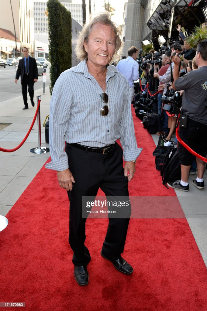 Actor <a gi-track='captionPersonalityLinkClicked' href=/galleries/search?phrase=John+Savage+-+Actor&family=editorial&specificpeople=12658857 ng-click='$event.stopPropagation()'>John Savage</a> arrives at the premiere of 'Blue Jasmine' hosted by AFI & Sony Picture Classics at AMPAS Samuel Goldwyn Theater on July 24, 2013 in Beverly Hills, California.