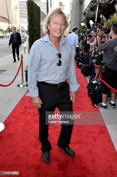 Actor John Savage arrives at the premiere of 'Blue Jasmine' hosted by AFI Sony Picture Classics at AMPAS Samuel Goldwyn Theater on July 24 2013 in...