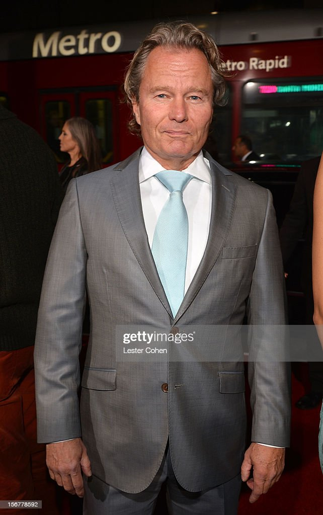 Actor <a gi-track='captionPersonalityLinkClicked' href=/galleries/search?phrase=John+Savage+-+Acteur&family=editorial&specificpeople=12658857 ng-click='$event.stopPropagation()'>John Savage</a> arrives at the premiere of Fox Searchlight Pictures' 'Hitchcock' at the Academy of Motion Picture Arts and Sciences Samuel Goldwyn Theater on November 20, 2012 in Beverly Hills, California.