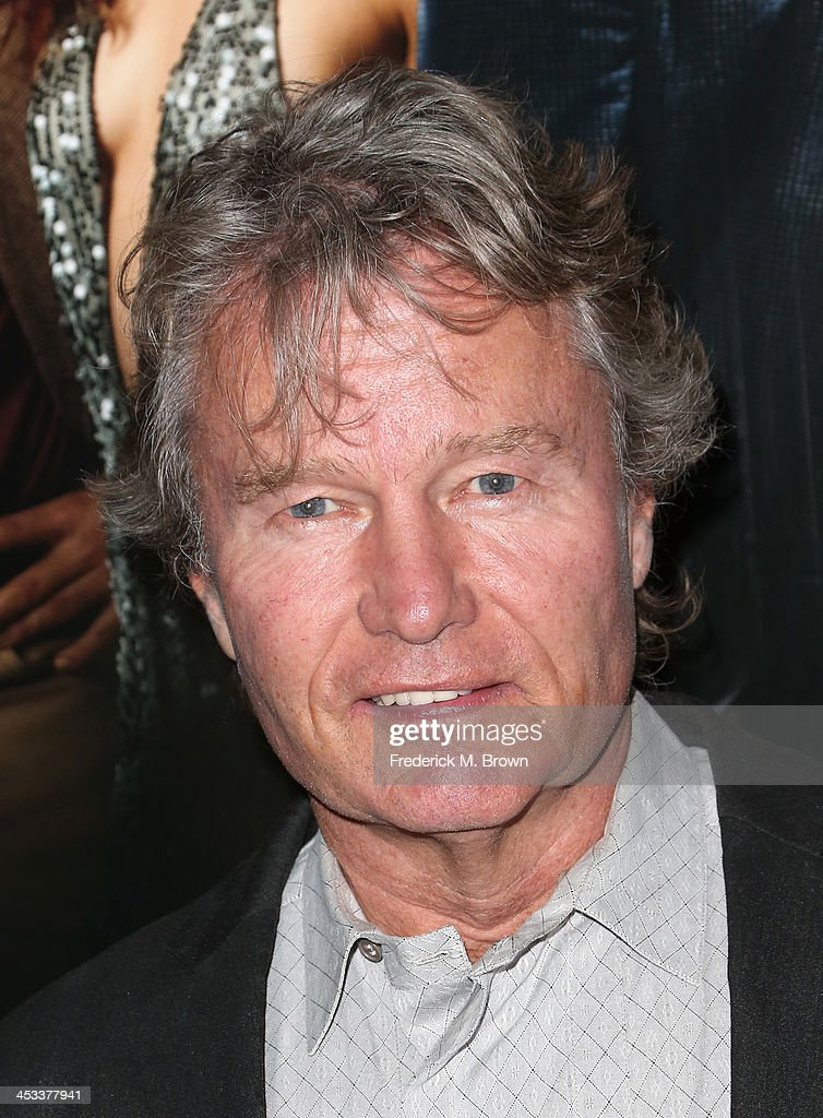 Actor <a gi-track='captionPersonalityLinkClicked' href=/galleries/search?phrase=John+Savage+-+Actor&family=editorial&specificpeople=12658857 ng-click='$event.stopPropagation()'>John Savage</a> arrives at the special screening of Columbia Pictures and Annapurna Pictures' 'American Hustle' at the Directors Guild Theatre on December 3, 2013 in Los Angeles, California.