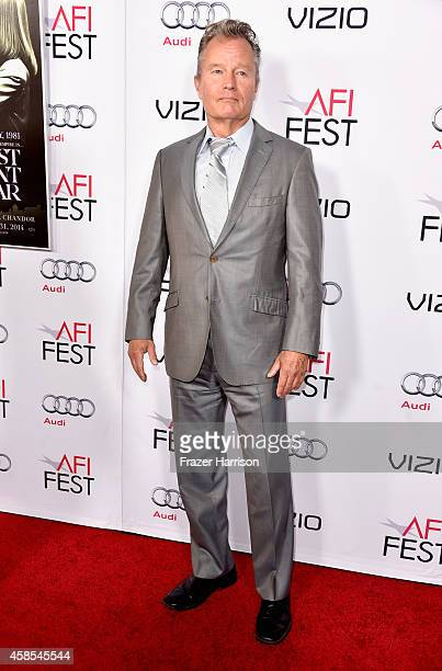 Actor John Savage attends AFI FEST 2014 presented by Audi opening night gala premiere of A24's 'A Most Violent Year' at Dolby Theatre on November 6...