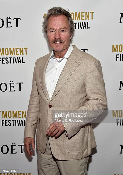Actor John Savage attends Moet Chandon Celebrates 25 Years at the Golden Globes on January 8 2016 in West Hollywood California