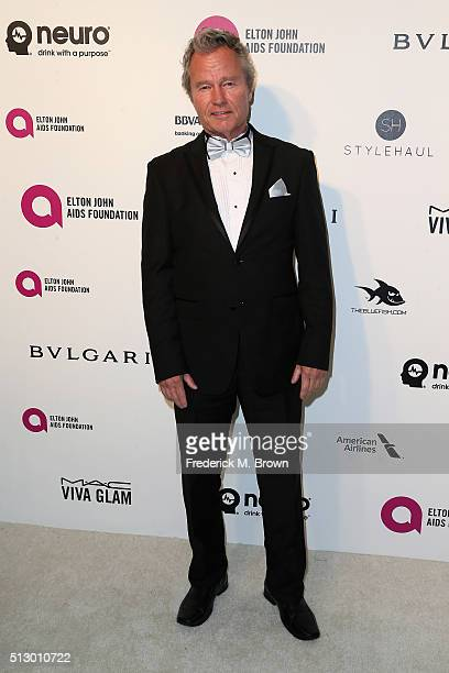 Actor John Savage attends the 24th Annual Elton John AIDS Foundation's Oscar Viewing Party on February 28 2016 in West Hollywood California