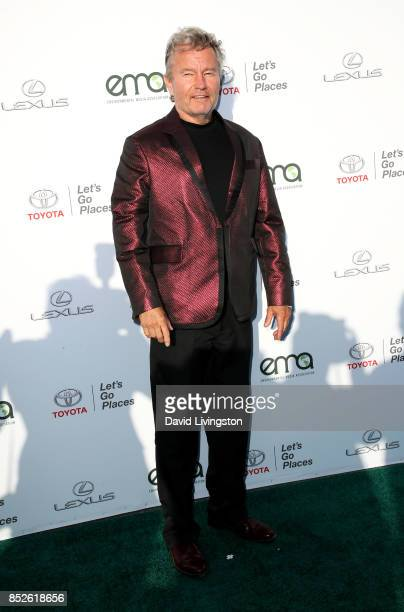 Actor John Savage attends the 27th Annual EMA Awards at Barker Hangar on September 23 2017 in Santa Monica California