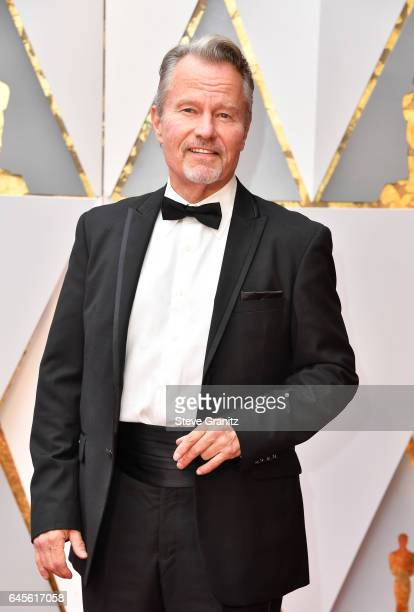 Actor John Savage attends the 89th Annual Academy Awards at Hollywood Highland Center on February 26 2017 in Hollywood California