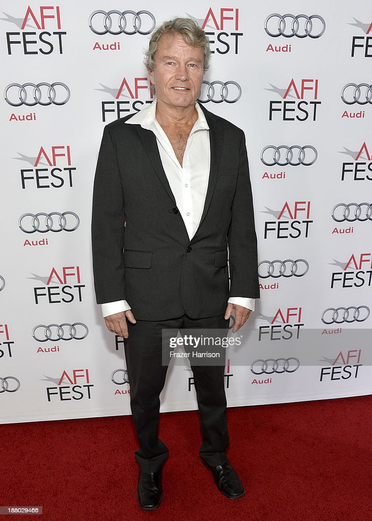 Actor John Savage attends the AFI FEST 2013 presented by Audi closing night gala screening of 'Inside Llewyn Davis' at TCL Chinese Theatre on November 14, 2013 in Hollywood, California.