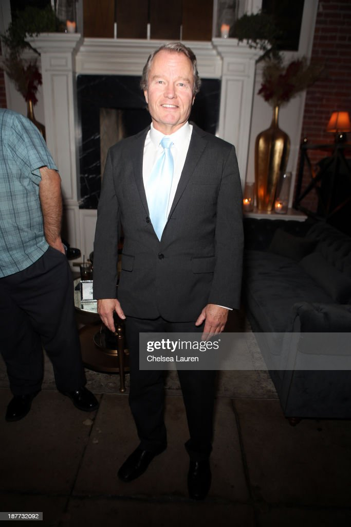 Actor <a gi-track='captionPersonalityLinkClicked' href=/galleries/search?phrase=John+Savage+-+Actor&family=editorial&specificpeople=12658857 ng-click='$event.stopPropagation()'>John Savage</a> attends the after party for 'The Weinstein Company Presents The LA Premiere Of 'Mandela: Long Walk To Freedom' Supported By Burberry' at Warwick on November 11, 2013 in Los Angeles, California.