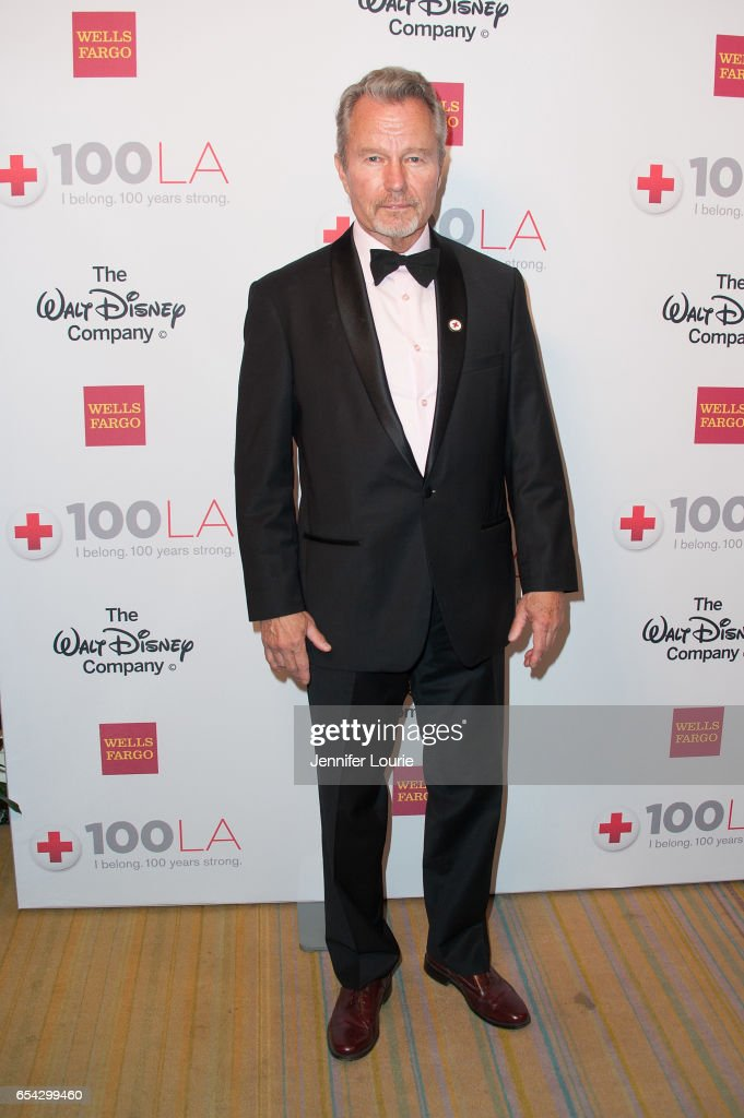 Actor John Savage attends the American Red Cross Centennial Celebration to Honor Disney as the 'Humanitarian Company of The Year' at the Beverly Wilshire Four Seasons Hotel on March 16, 2017 in Beverly Hills, California.