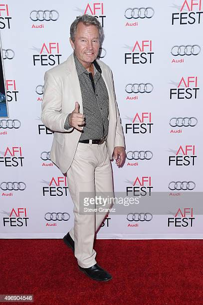 Actor John Savage attends the closing night gala premiere of Paramount Pictures' 'The Big Short' during AFI FEST 2015 at TCL Chinese Theatre on...
