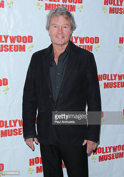 Actor John Savage attends the Hollywood Museum's celebration of entertainment awards exhibit opening at The Hollywood Museum on February 19 2014 in...