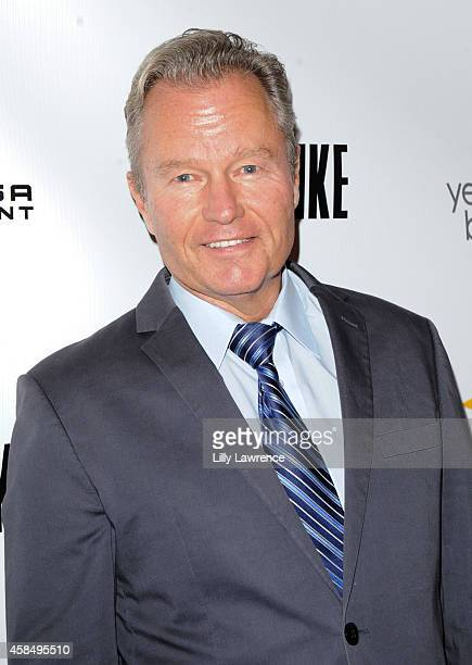 Actor John Savage attends 'The Lookalike' Los Angeles Premiere at Los Feliz 3 Cinemas on November 5 2014 in Los Angeles California