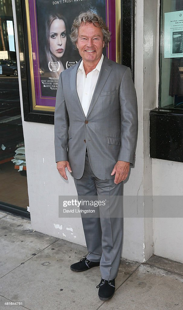Actor <a gi-track='captionPersonalityLinkClicked' href=/galleries/search?phrase=John+Savage+-+Actor&family=editorial&specificpeople=12658857 ng-click='$event.stopPropagation()'>John Savage</a> attends the Los Angeles premiere of 'Awakened' at the Laemmle Music Hall on March 30, 2014 in Beverly Hills, California.