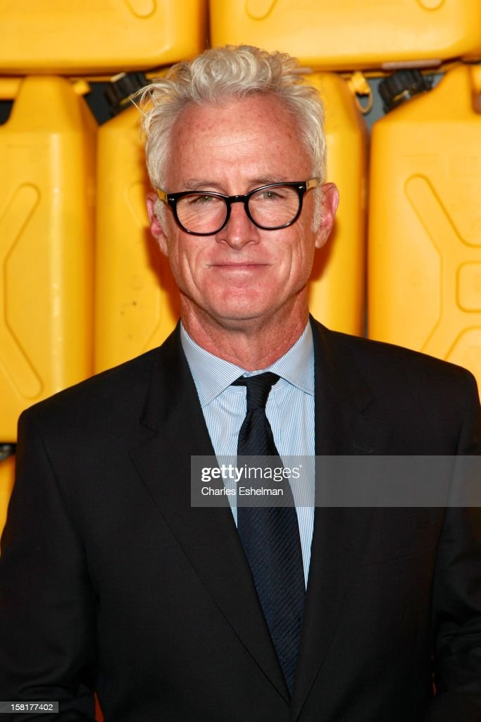 Actor John Slatterty attends the 7th annual Charity Ball Benefiting Charity:Water at the 69th Regiment Armory on December 10, 2012 in New York City.