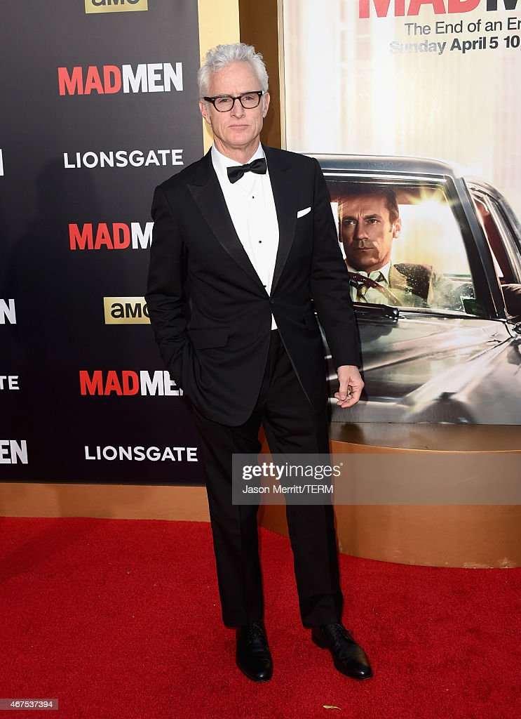 "AMC Celebrates The Final 7 Episodes Of ""Mad Men"" With The Black & Red Ball - Arrivals"