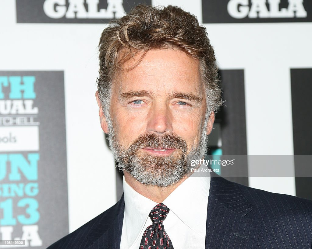 Actor John Snider attends the Paul Mitchell schools' 'FUNraising Campaign' gala at The Beverly Hilton Hotel on May 5, 2013 in Beverly Hills, California.