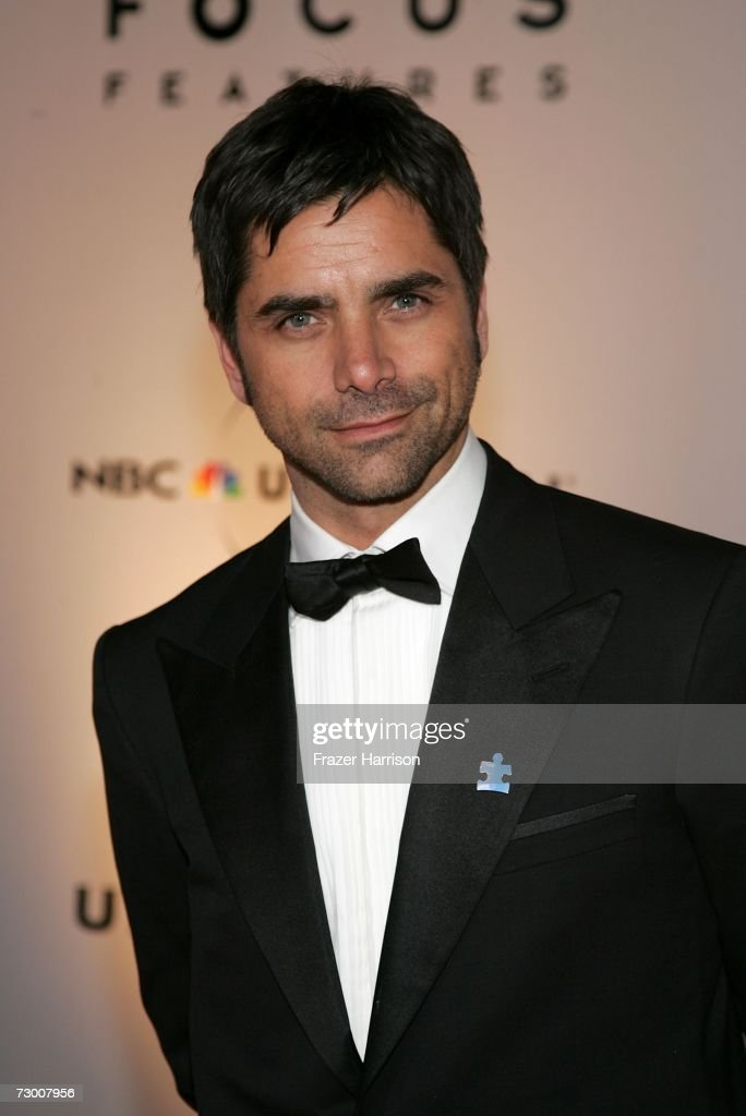 Actor John Stamos arrives at the NBC/Universal Golden Globe After Party held at the Beverly Hilton on January 15, 2007 in Beverly Hills, California.