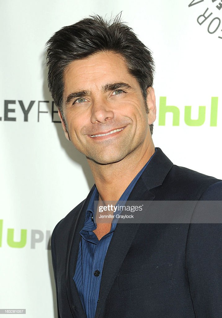 Actor John Stamos attends the 30th Annual PaleyFest: The William S. Paley Television Festival Honors The New Normal held at Saban Theatre on March 6, 2013 in Beverly Hills, California.