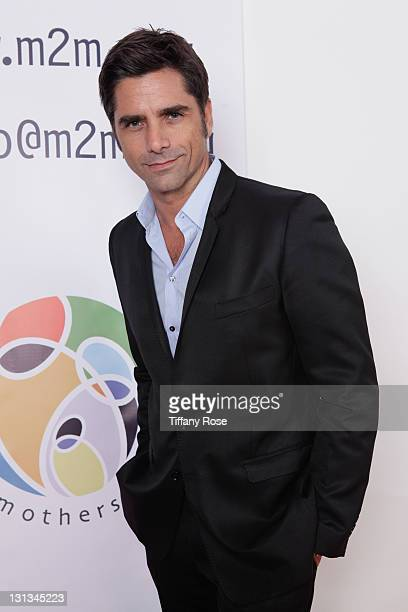 COVERAGE*** Actor John Stamos attends the mothers2mothers Charity Event at Red O on November 3 2011 in Los Angeles California