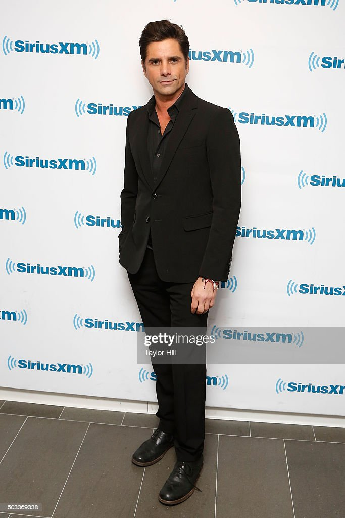 Celebrities Visit SiriusXM Studios - January 4, 2016