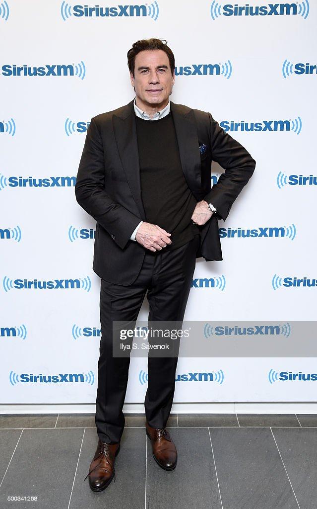Celebrities Visit SiriusXM Studios - December 7, 2015