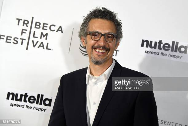 Actor John Turturro attends the Premiere of 'Hair' during the 2017 Tribeca Film Festival at SVA Theater on April 21 2017 in New York City / AFP PHOTO...