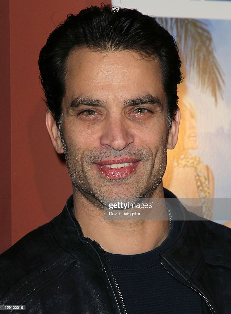 Actor Johnathon Schaech attends the premiere of Salient Media's 'Freeloaders' at Sundance Cinema on January 7, 2013 in Los Angeles, California.