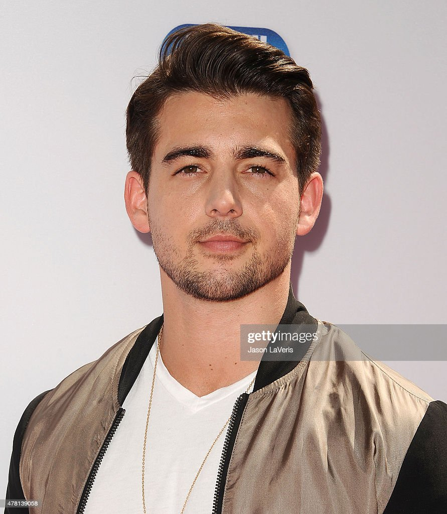 Actor Johnny DeLuca attends the premiere of 'Teen Beach 2' at Walt Disney Studios on June 22, 2015 in Burbank, California.