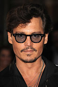 Actor Johnny Depp arrives at the world premiere of 'Pirates of the Caribbean On Stranger Tides' at Disneyland on May 7 2011 in Anaheim California