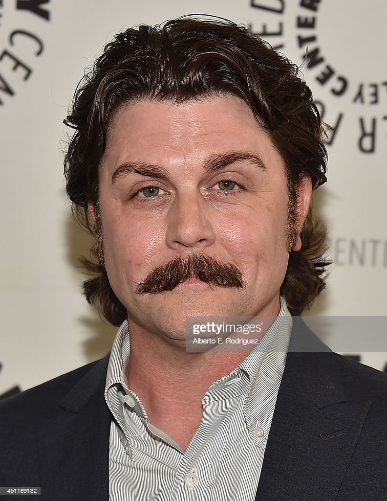 Actor Johnny Dowers attends The Paley Center For Media Presents FX's 'The Bridge' at The Paley Center for Media on June 24, 2014 in Beverly Hills, California.